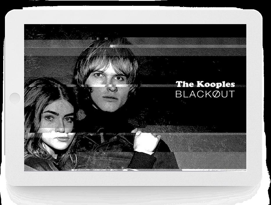 ipad preview case kooples blackout