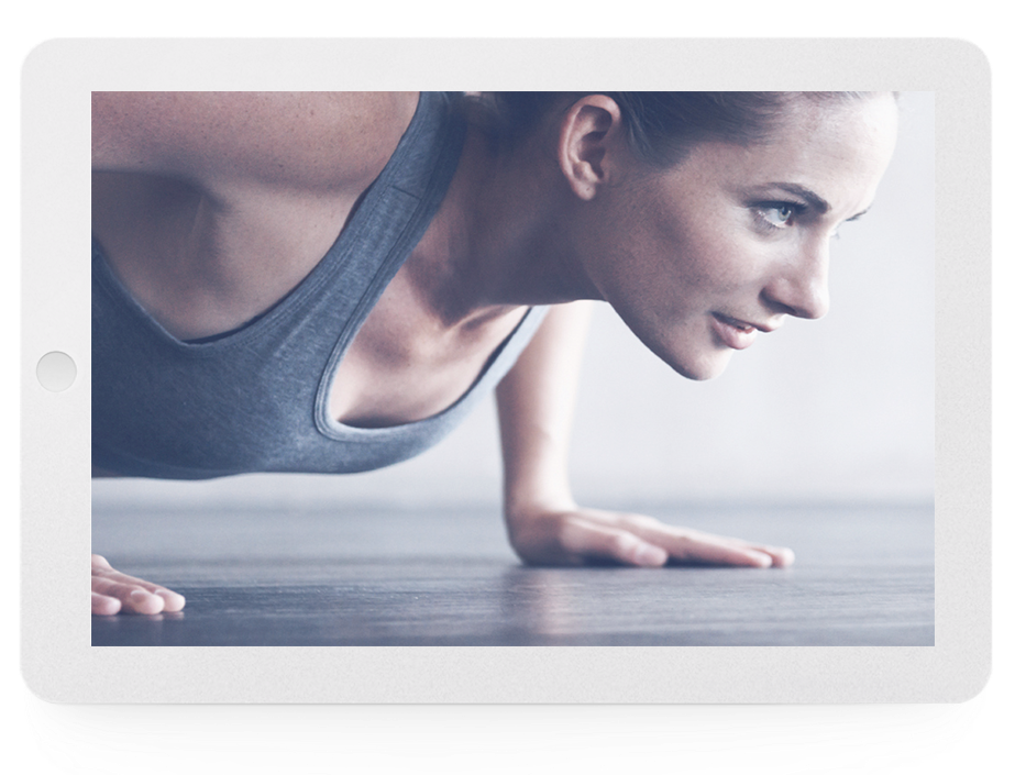 preview fitness film ipad